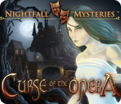 Nightfall Mysteries: Curse of the Opera for Mac Game