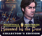 Nightfall Mysteries: Haunted by the Past Collector's Edition Game Featured Image
