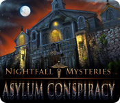 Nightfall Mysteries: Asylum Conspiracy Walkthrough
