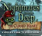 Nightmares from the Deep: The Cursed Heart Collector's Edition Game Featured Image