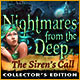 Nightmares from the Deep: The Siren's Call Collector's Edition Game