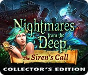 Nightmares from the Deep: The Siren's Call Collector's Edition Game Featured Image
