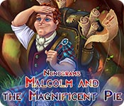 Nonograms: Malcolm and the Magnificent Pie for Mac Game