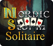 Nordic Storm Solitaire Game Featured Image