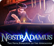 Nostradamus: The Four Horseman of the Apocalypse Game Featured Image