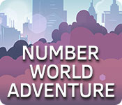 Number World Adventure Game Featured Image