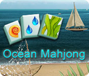 Ocean Mahjong Game Featured Image