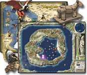 The Odyssey - Winds of Athena Game