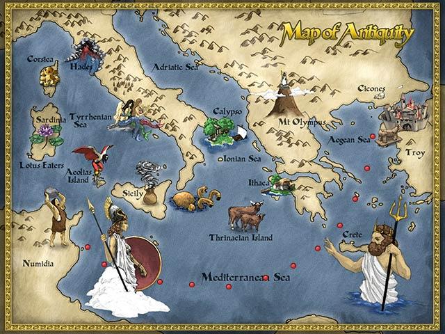 Bezpłatne pobieranie The Odyssey – Winds of Athena