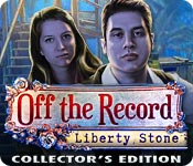 Off The Record: Liberty Stone Collector's Edition Game Featured Image
