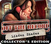 Off the Record: Linden Shades Collector's Edition - Featured Game