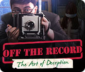Off the Record: The Art of Deception Game Featured Image