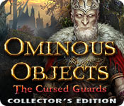 Ominous Objects: The Cursed Guards Collector's Edition Game Featured Image