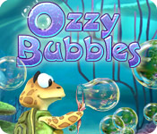 Ozzy Bubbles Feature Game