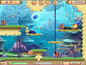 in-game screenshot : Ozzy Bubbles (pc) - An underwater fantasy adventure.