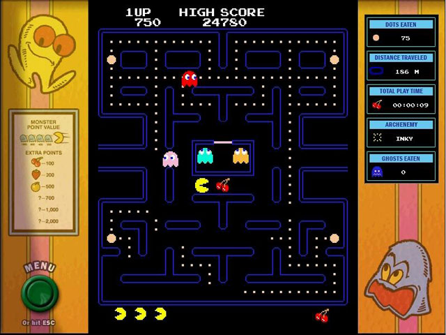 Pac man game download and play free version for Fish arcade game