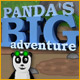 Free online games - game: Panda's Big Adventure