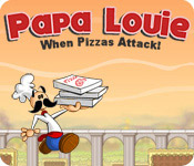 Papa Louie: When Pizza Attacks - Online