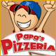Free online games - game: Papa's Pizzeria