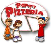 Play Papa's Pizzeria Online
