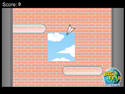 in-game screenshot : Paper Aircraft (og) - Guide your Paper Aircraft!