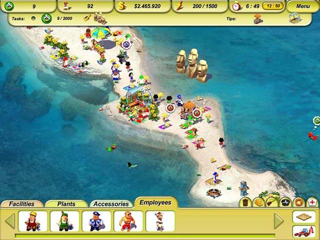 Gra Paradise Beach 2: Around the World Gra Bezpłatne