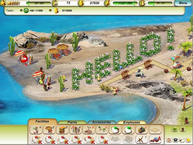 Gra Paradise Beach Gra Bezpłatne