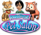 Paradise Pet Salon Feature Game