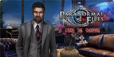 Paranormal Files: Enjoy the Shopping