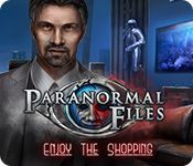Buy PC games online, download : Paranormal Files: Enjoy the Shopping