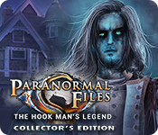 Buy PC games online, download : Paranormal Files: The Hook Man's Legend Collector's Edition