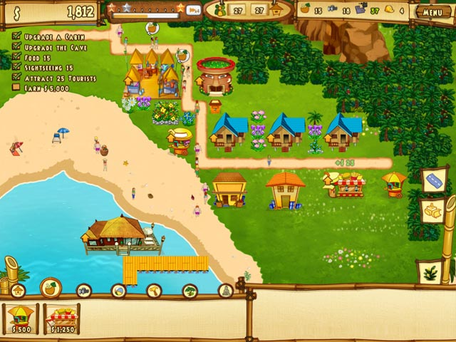 Tropical Vacation Keno - Play the Online Version for Free