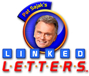 Pat Sajaks Linked Letters Feature Game