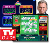 Pat Sajaks Lucky Letters: TV Guide Edition Game