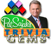 Pat Sajaks Trivia Gems Feature Game