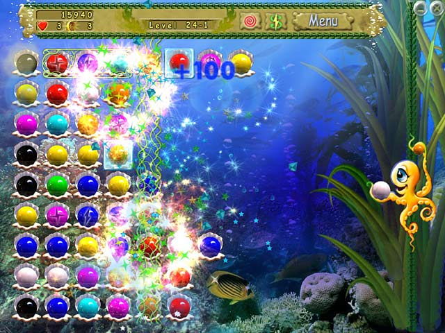 Pearl Diversion - Can you outmatch the Sea Dragon?