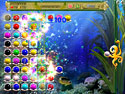 in-game screenshot : Pearl Diversion (pc) - Can you outmatch the Sea Dragon?