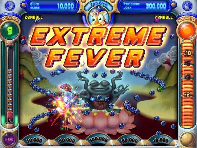 لعبة  Peggle Screen2