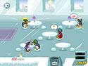 in-game screenshot : Penguin Diner 2 (og) - Run a Penguin Diner!