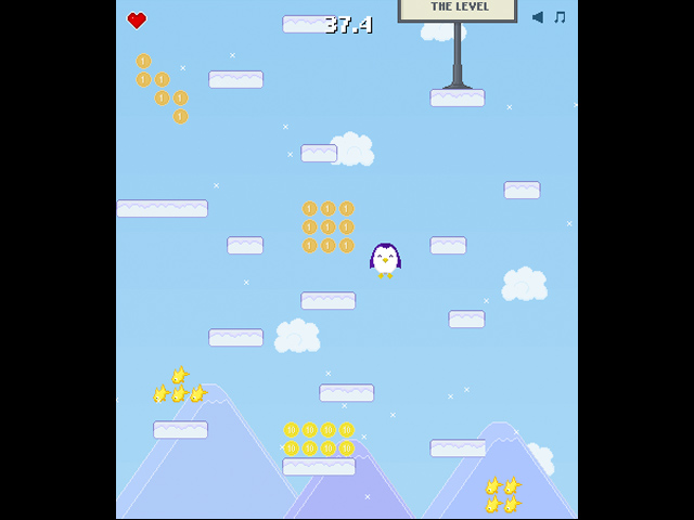 Can Penguins Fly Game