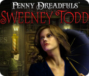 Penny Dreadfuls Sweeney Todd - Featured Game!