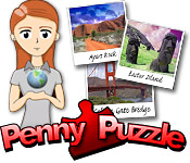 Penny Puzzle Feature Game