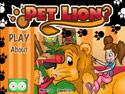 in-game screenshot : Pet Lion (og) - Can you survive a Pet Lion?