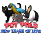 Pet Pals: New Leash on Life Feature Game