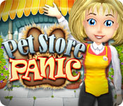 Pet Store Panic Game Featured Image