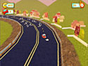 in-game screenshot : Peter Flat's Inflatable Adventures (pc) - Transform Peter Flat`s 2D world into 3D.