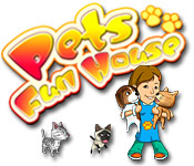 Pets Fun House feature