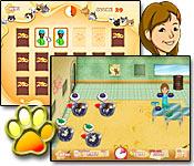 Pets Fun House Game