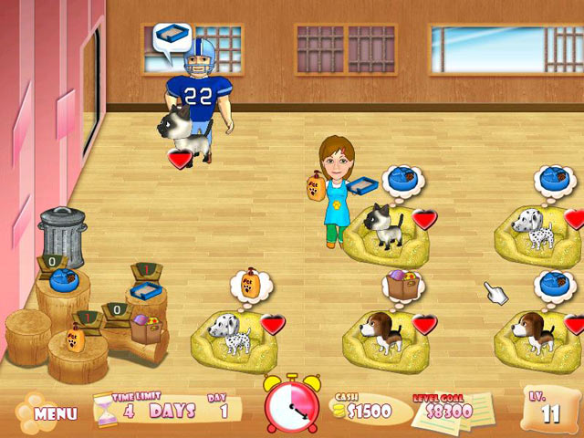 Click To Download Pets Fun House