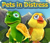 Pets in Distress Game Featured Image